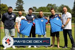 Bienvenue à Loic, Filipe, Alexis et Bastien
