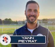 Yann PEYRAT nommé au poste de DIRECTEUR SPORTIF